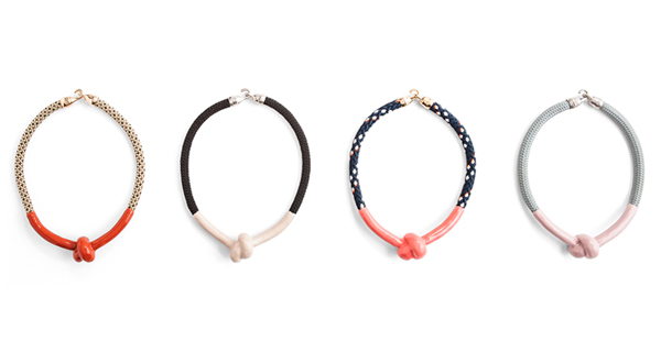 Katrin Necklaces Orly Genger