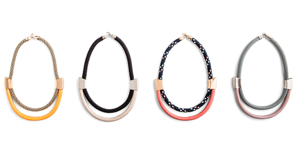 Roxbury Necklaces Orly Genger