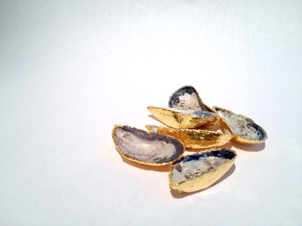 Lindsey Adelman Gilded Mussel 1