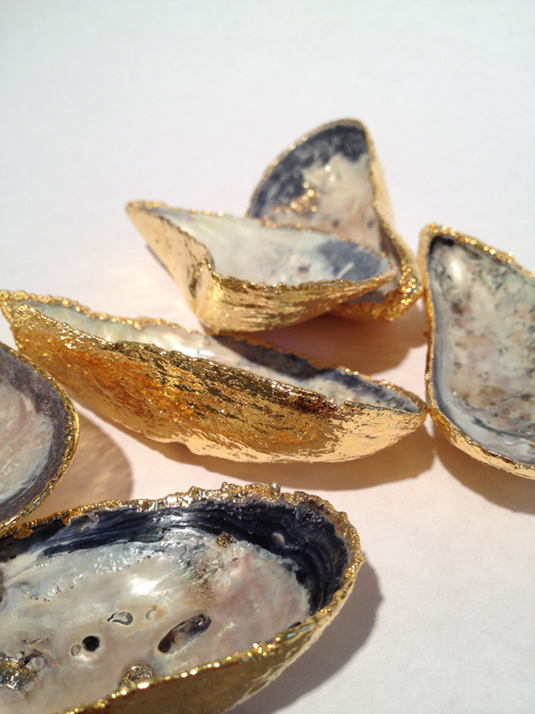Lindsey Adelman Gilded Mussel 2
